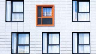 へーベルハウスの窓